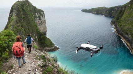 DJI Mavic Air: дрон, який за своїми габаритами дещо більший за смартфон - фото 1