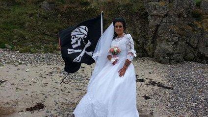 Мешканка Ірландії вийшла заміж за примару - фото 1