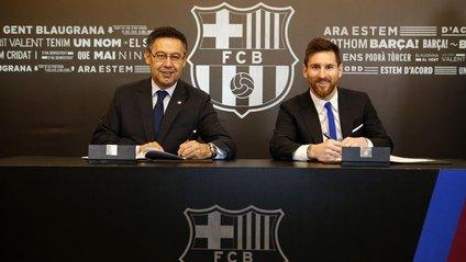 Стало відомо, скільки Мессі заробляє в Барселоні - фото 1