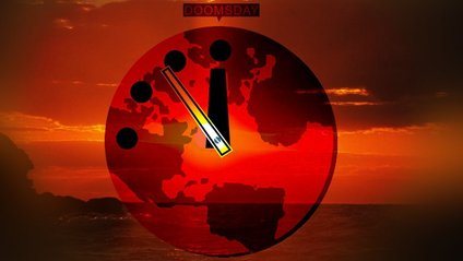 Годинник Судного дня перевели вперед через ядерну загрозу - фото 1