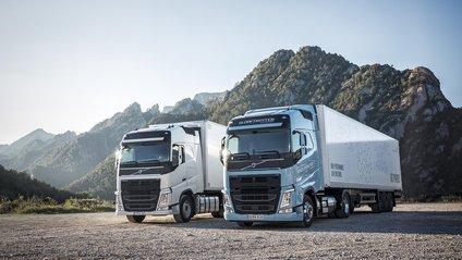 Volvo анонсувала конкурента електричній вантажівці Tesla Semi - фото 1
