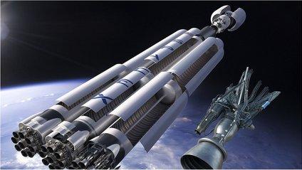 Запуск надважкої ракети Falcon Heavy відбудеться з 15 по 21 січня - фото 1