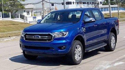 Опубліковані фото нового пікапа Ford Ranger - фото 1