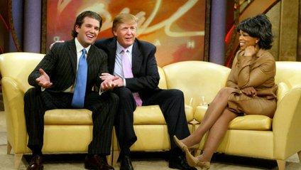 Опра Вінфрі чи Дональд Трамп: хто б переміг на президентських виборах - фото 1