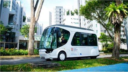 Французи створили електробус, який заряджається за рекордний час - фото 1