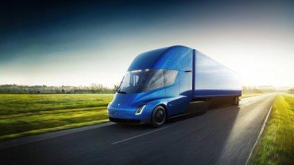 Араби куплять півсотні вантажівок Tesla для того, щоб вивозити сміття - фото 1