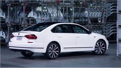 "Volkswagen створив ""заряджений"" Passat - фото 1"