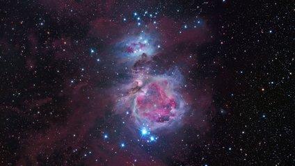 NASA опублікувало відео польоту через туманність Оріона - фото 1
