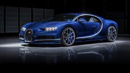 Компанія Bugatti надрукувала на 3D-принтері найбільшу титанову деталь - фото 1