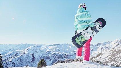 Як веселі сноубордисти вперше підкорювали підйомник - фото 1