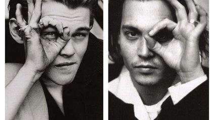 Раритетне фото Джонні Деппа з Леонардо Ді Капріо підкорило мережу - фото 1