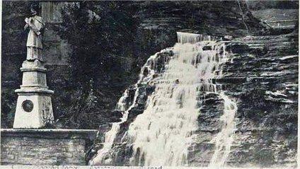Джуринський водоспад - фото 1