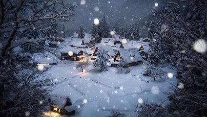 Зимова Японія, від якої перехоплює подих - фото 1