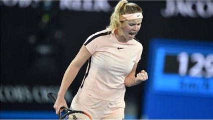 Еліна Світоліна вперше пробилася у чвертьфінал Australian Open - фото 1