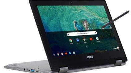 Acer анонсував кілька цікавих пристроїв на Chrome OS - фото 1