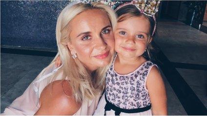 Лілія Ребрик поділилась милим відео з донечкою - фото 1