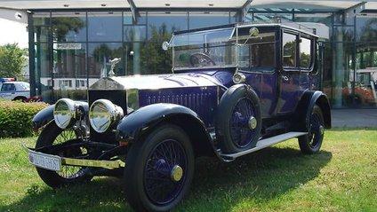 Rolls Royce царя Миколи II виставили на торги - фото 1