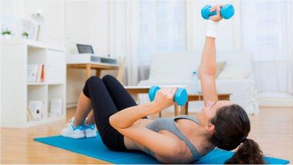 Легкі і прості вправи для схуднення вдома - фото 1
