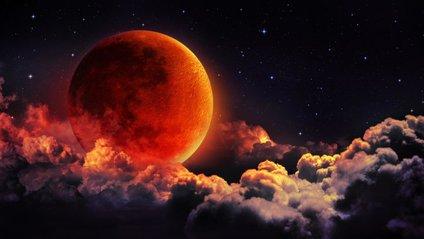 """Затемнення """"блакитного Місяця"""" - фото 1"""