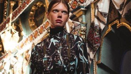 Як український Vogue готувався до Маланки в Карпатах - фото 1