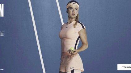 Еліна Світоліна стала обличчям Nike - фото 1