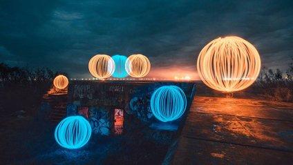 Неймовірна гра зі світлом у яскравих фото - фото 1