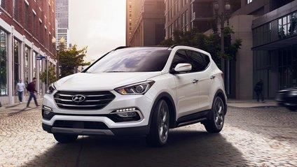 Компанія Hyundai показала тизерне фото наступного Santa Fe - фото 1