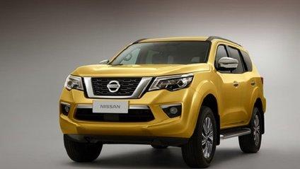 Оновлений Nissan Terra розсекретили в мережі - фото 1