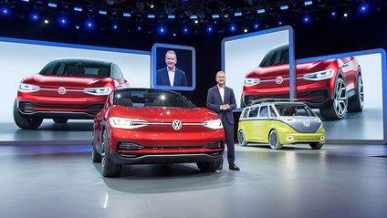 Новий концепт Volkswagen отримає голографічний інтерфейс - фото 1
