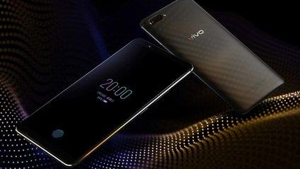 Vivo X20 Plus UD пройшов випробування на міцність: відеофакт - фото 1