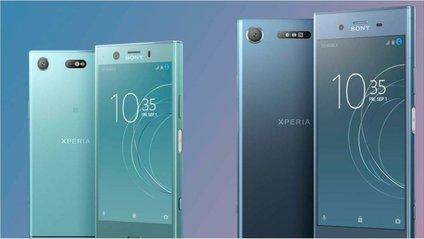 Один із рендерів Sony Xperia XZ2 - фото 1