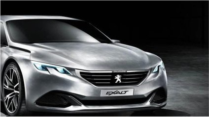 Французи збираються привезти новий 508 на міжнародний автосалон в Женеві - фото 1