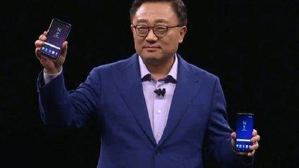 Компанія Samsung офіційно представила флагманські смартфони Galaxy S9 і Galaxy S9+ - фото 1