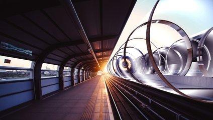 У Дубаї показали прототип Hyperloop - фото 1