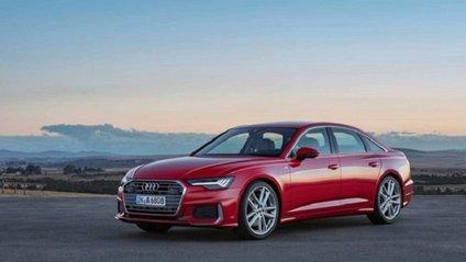 Audi показала седан A6 нового покоління - фото 1