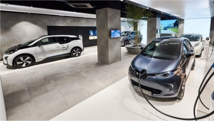 Renault відкриє в Швеції перший магазин з електрокарами - фото 1