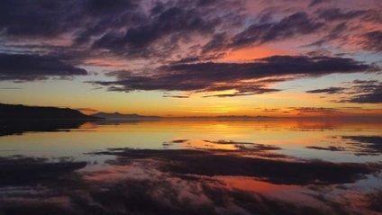 National Geographic показало неймовірний захід сонця в Юті - фото 1