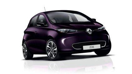 Renault показала оновлену версію електрокара ZOE - фото 1