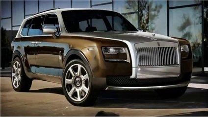 Rolls-Royce випустить позашляховик для романтичного вечора - фото 1