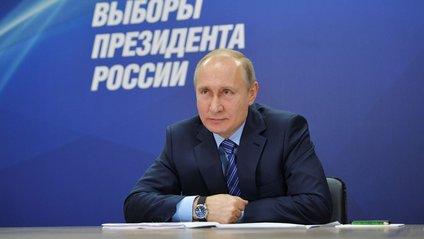 Володимир Путін переміг з рекордним результатом - фото 1