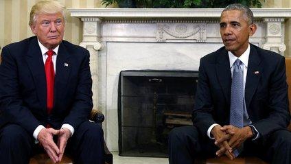 Трамп жорстко звинуватив Обаму у дискредитації - фото 1