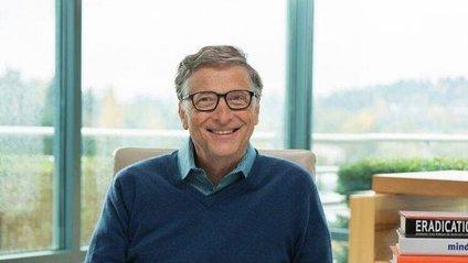 Білл Гейтс знявся в епізоді Теорії Великого Вибуху - фото 1