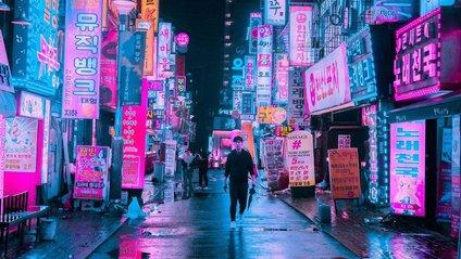 Майбутнє настало: незвичайні фото вулиць Сеула - фото 1