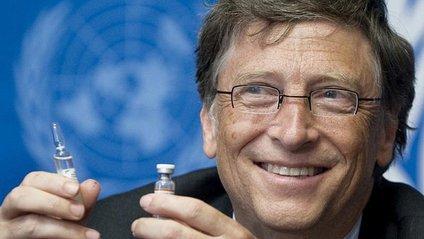 Білл Гейтс вкладе чималу суму у створення універсальної вакцини від грипу - фото 1