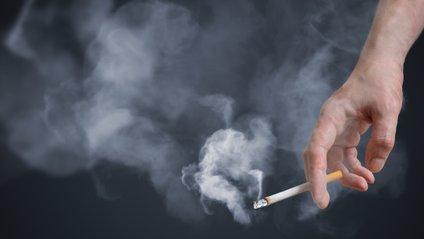 Як куріння впливає на вибір дієти - фото 1