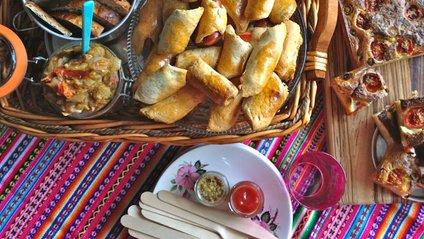 Рецепти страв, які можна приготувати для пікніка - фото 1