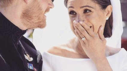 Перевірка на хтивість: епічна реакція дітей на весілля принца Гаррі і Меган Маркл - фото 1