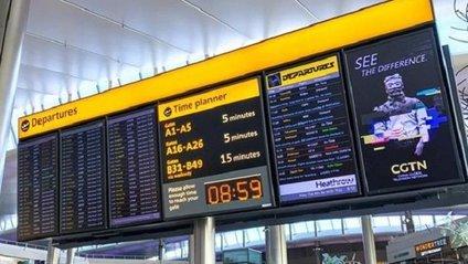 В аеропорту Лондона з'явилися рейси на планети з Зоряних війн - фото 1