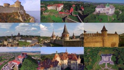 Найвідоміші українські замки - фото 1