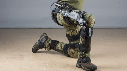 ONYX exoskeleton - фото 1